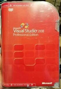 Microsoft Visual Studio 2008 Professional Edition