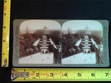 U & U Stereoview - The Imperial Museums, Hofburg Theatre, Vienna, Austria c.1898