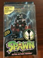 Pilot Spawn Todd McFarlane Deluxe Edition Ultra-Action Figures 1995