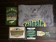 Packers Autographed Shirt & Other Items - Including Jordy Nelson!