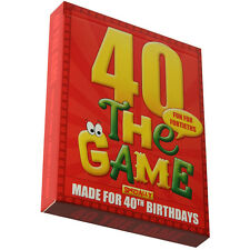 40th BIRTHDAY GIFT ** BUNDLED DEAL ** a new and easy 40th birthday present idea