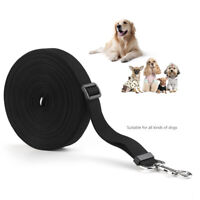 15m /50ft Dog Training Leash Leash Nylon Obedience Training Long Leash for Puppy