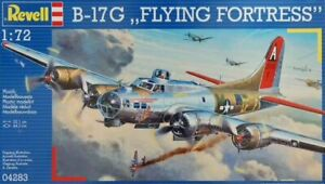 Revell 04283 B-17G Flying Fortress 1/72 scale model aircraft kit