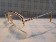 Christian Dior Half Rimless Eyeglasses Eyeglass Sunglasses Frame