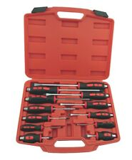 BRITOOL HALLMARK HAMMER IMPACT HEAD SCREWDRIVER SET PHILLIPS FLAT SLOTTED MIX