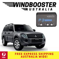 Windbooster 7-Mode Throttle Controller to suit Mitsubishi Pajero, 2006 onwards