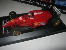 1:18 Ferrari 412T2 M. Schumacher 1996 rebuilt Full tabacco in showcase TOP