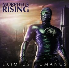 MORPHEUS RISING - Eximus Humanus (NEW*BRITISH STEEL*2nd ALBUM*PRIEST*MAIDEN)