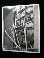 PHOTO  EXPLOSION  HIGH SCHOOL MICH 1961 #2857