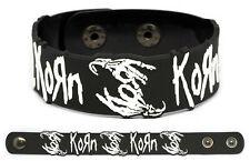 Korn wristband rubber bracelet