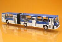 Brekina MCZ 03-291 Ikarus 280.02 Gelenkbus VEB LVB Leipzig 1 87