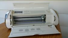 Cricut cake eletronic cutting system Martha Stewart machine, cord and manual