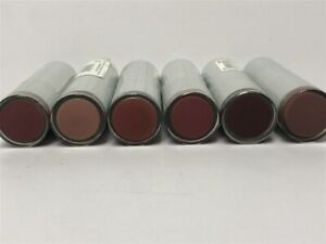 Lot of 6 Prestige Lipsticks, Manufactured Sealed (Assorted Colors, As Imaged)