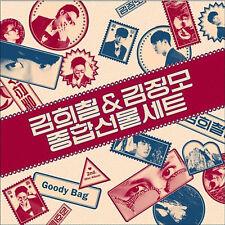 M&D [GOODY BAG] 2nd Mini Album CD+12p Photo+Paper+Card SEALED KIM HEECHUL&JUNGMO