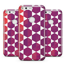 DYEFOR GEOMETRIC COLOURFUL DESIGN 15 PHONE CASE COVER FOR GOOGLE