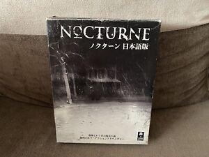 Nocturne - Japanese Big Box Edition PC