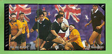 1995 NEW ZEALAND   RUGBY UNION CARDS  #47, 47 & 48, WALLABIES V ALL BLACKS