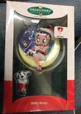 Designers' Collection By American Greetings Betty Boop Christmas Ornament (2b)