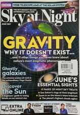 BBC Sky at Night UK June 2017 Gravity Why It Doesn't Exist FREE SHIPPING sb
