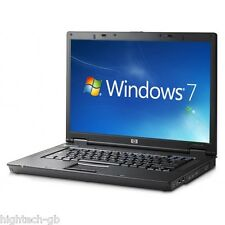"HP Compaq 15.6 ""Nx7300/Nx7400 Intel Core 2 Duo 3 GB RAM 80 GB HDD Windows 7"