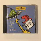 Living Books Dr Seuss Green Eggs And Ham CD ROM 1994 Windows 95