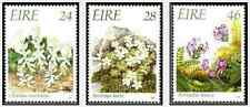 Timbres Flore Irlande 657/9 ** lot 15040