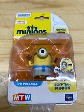 MINIONS I Minion Personaggio Deluxe 12cm PIRATE CRO con accessori by MTW