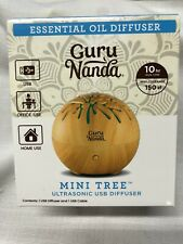Guru Nanda Essential Oil Diffuser Mini Tree