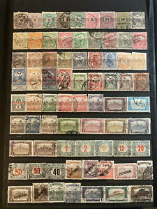 73 Excellent Vintage Used MAGYAR POSTA HUNGARY Stamps Nice Lot