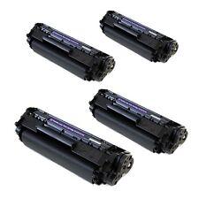 4PK Non-OEM Toner For Canon 104 FX9 FX10  imageclass MF4150 MF4270 D480 D420