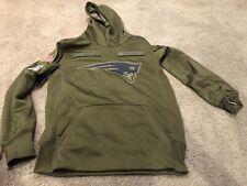 Patriots Nike Salute To Service Sweatshirt. Men's Medium. New W Tags