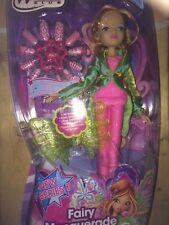 Winx Club Fairy Masquerade Flora