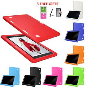 Universal Silikon Tasche Case Etui for 10 10,1Zoll Tablet Hülle Schutzhülle Case