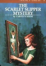 Nancy Drew Notepad: The Scarlet Slipper