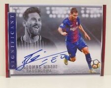 2017 Turbo Significant Lionel Messi Printed Autograph Gold version