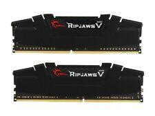 G.Skill Ripjaws V Series 16GB (2x8GB) DDR4 SDRAM Memory 3200 F4-3200C14D-16GVK