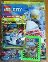 Lego City Magazin Nr. 13 mit Mini Figur