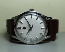 VINTAGE Gruen Precision Automatic SWISS MADE WRIST WATCH H473 Old used Antique