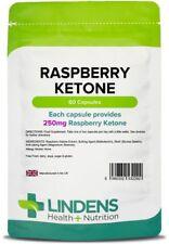 Raspberry Ketones 250mg - slimming, diet, weight loss pills (60 capsules) [2292]