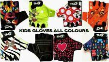 Gloves for Children Kids Girls Boys Cycling Padded Sports Bike Bicycle BMX -TNQ