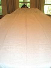 Vintage SCRANTON Lace Tablecloth  72 x 108 Radiance III Beautiful