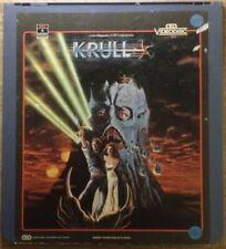 Krull CED Videodisc NTSC 1983