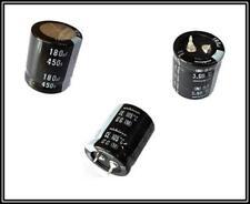 Nichicon Elko Kondensator 180µF 450V 105° RM:10 SnapIn 25x30mm 2 Stück