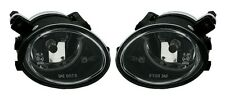 CLEAR FOG LIGHTS FOR BMW E46 3 SERIES M3 & E39 5 SERIES M5 M SPORT BUMPER