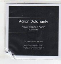 (ET344) Aaron Delahunty, Never Happen Again - 2011 DJ CD