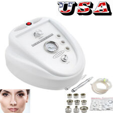 US DIAMOND MICRODERMABRASION DERMABRASION FACE PEEL SKIN Care Beauty Spa MACHINE