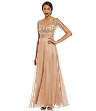 Decode 1.8 Jeweled Bodice Gown Size 6 #A507