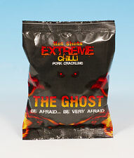 Extreme Chilli GHOST Double Cooked Pork Scratchings  12 X 40g Bags