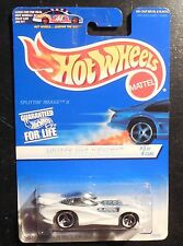 HOT WHEELS White Ice Series Spliitin Image II Mosc New Collector #563