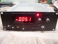 MKS 270C-4 Signal Conditioner/Display